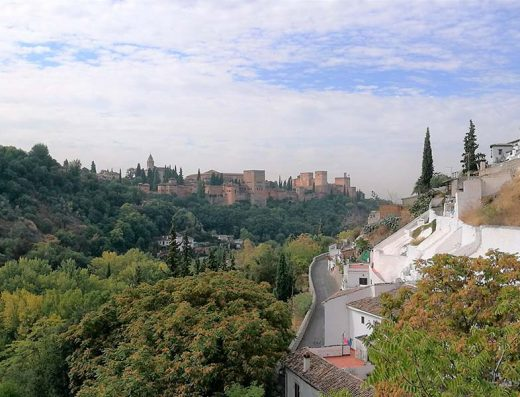 Albayzin and Sacromonte Guided Tour