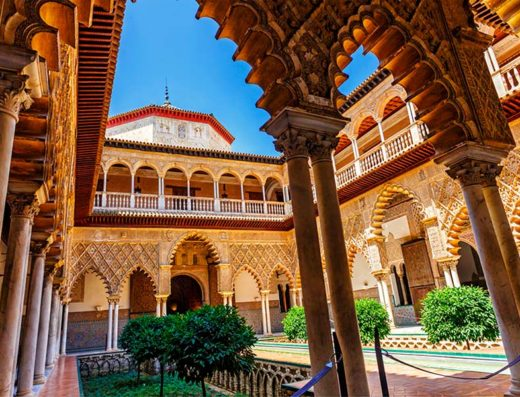 Alcázar de Sevilla Tour & Ticket