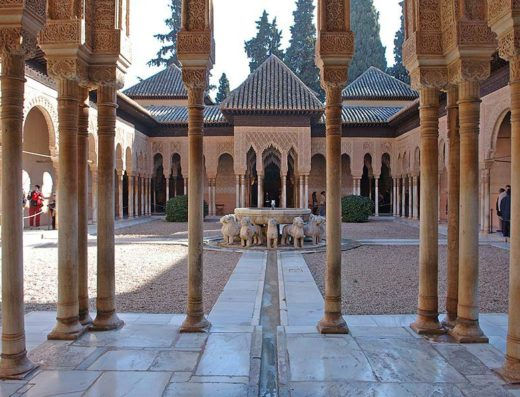 Guided tour to the Alhambra in Granada